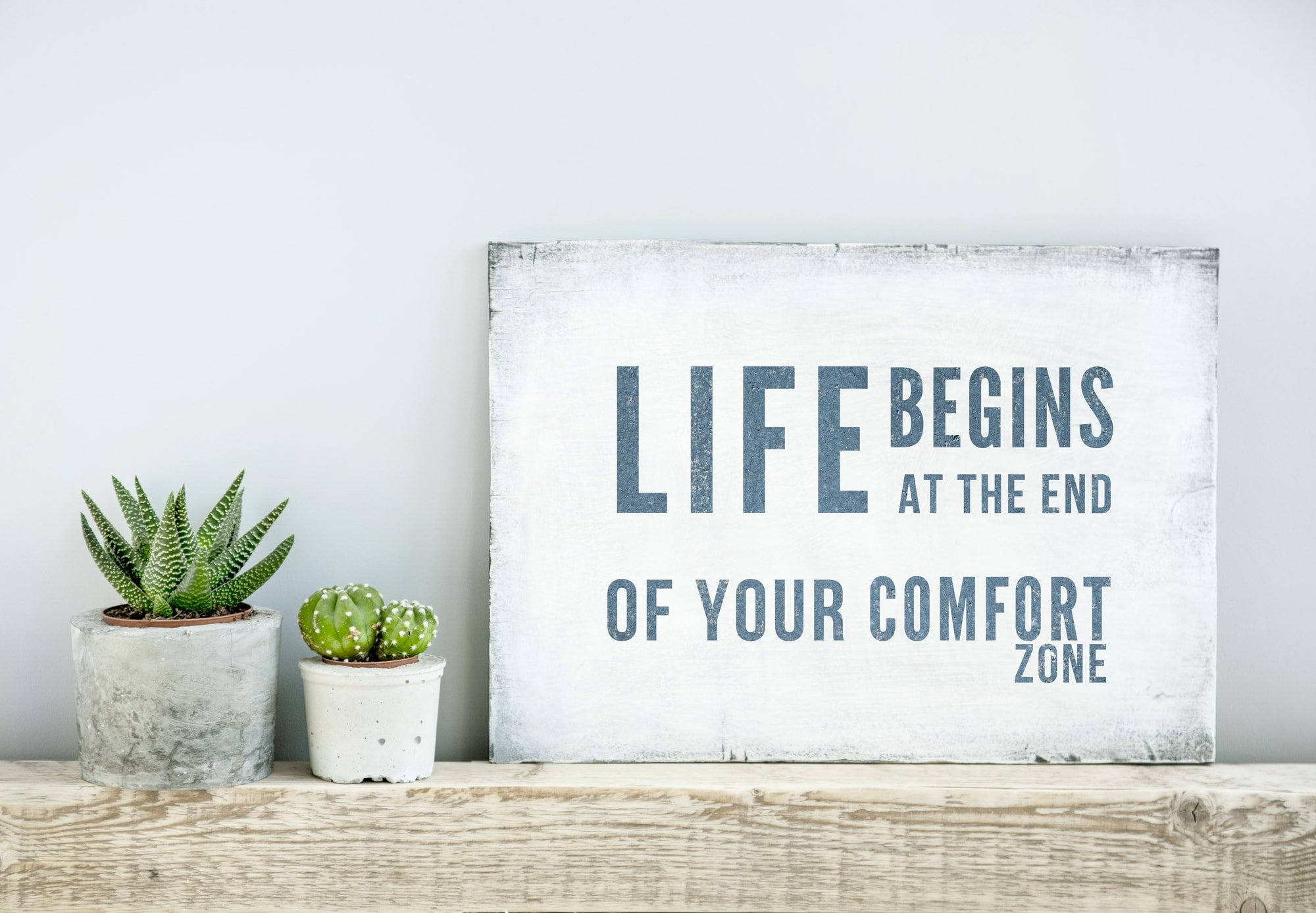 5 Steps to Succeed Outside Your Comfort Zone